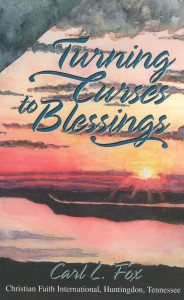 Turning Curses to Blessings Book