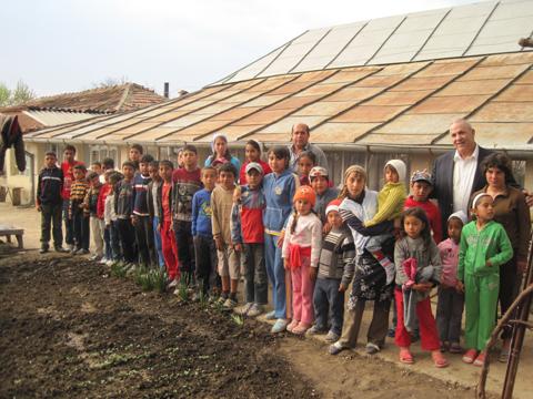Romania Mission 2010