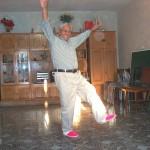 Lee Comacho enjoying Life!